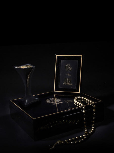 Beaumonté Eid Gift Box - Highline - Black - Upahara - 1