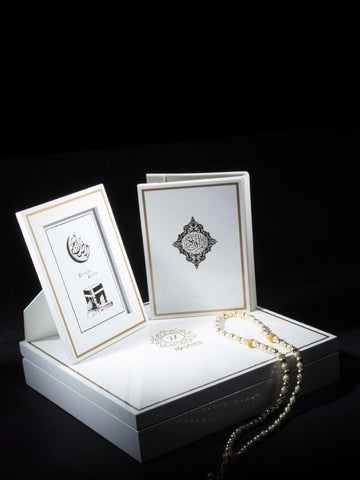 Beaumonté Eid Gift Box - Supreme - White - Upahara - 1