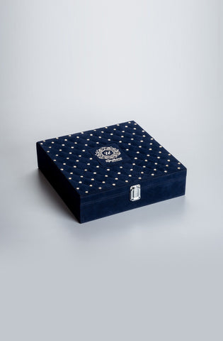 Royalé Blue Rakhi Gift Box - Supreme - Upahara - 2