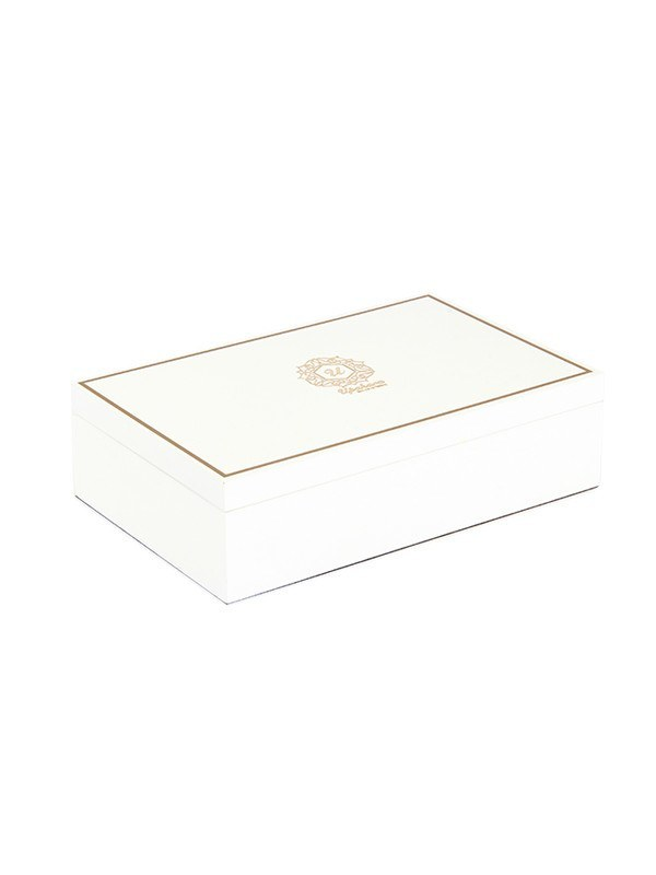 Beaumonté Eid Gift Box - Minimal - White - Upahara - 2