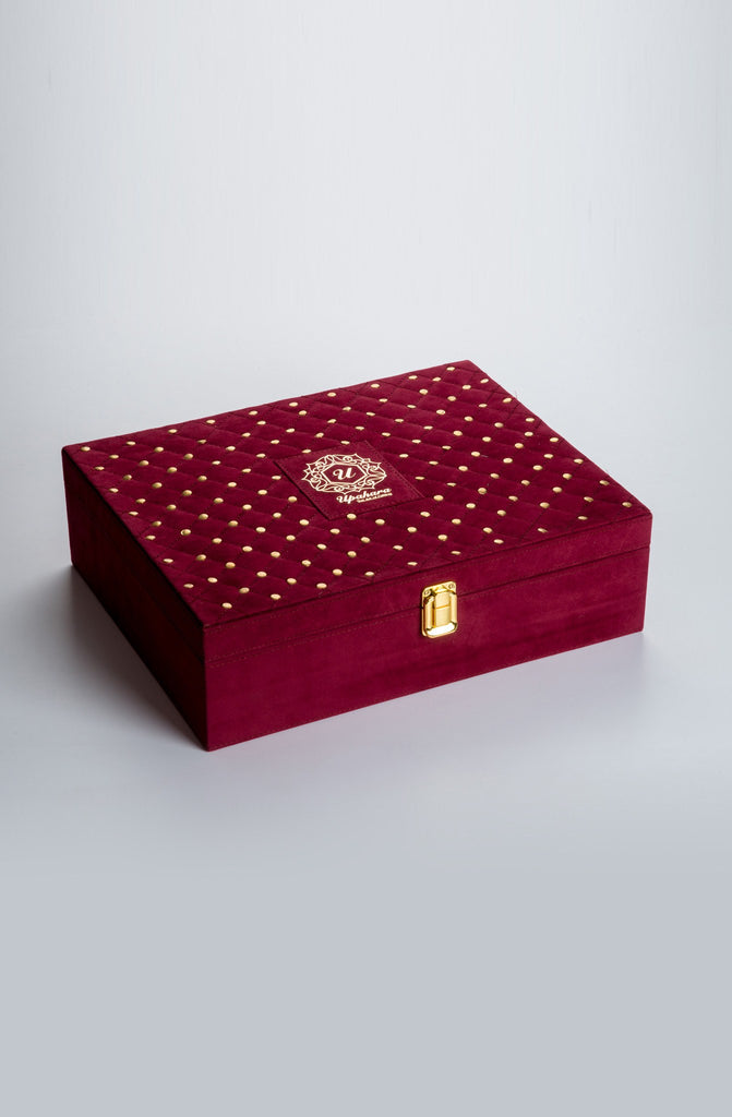 Royalé Cherry Rakhi Gift Box - Highline - Upahara - 2