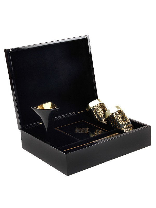 Beaumonté Eid Gift Box - Highline - Black - Upahara - 3