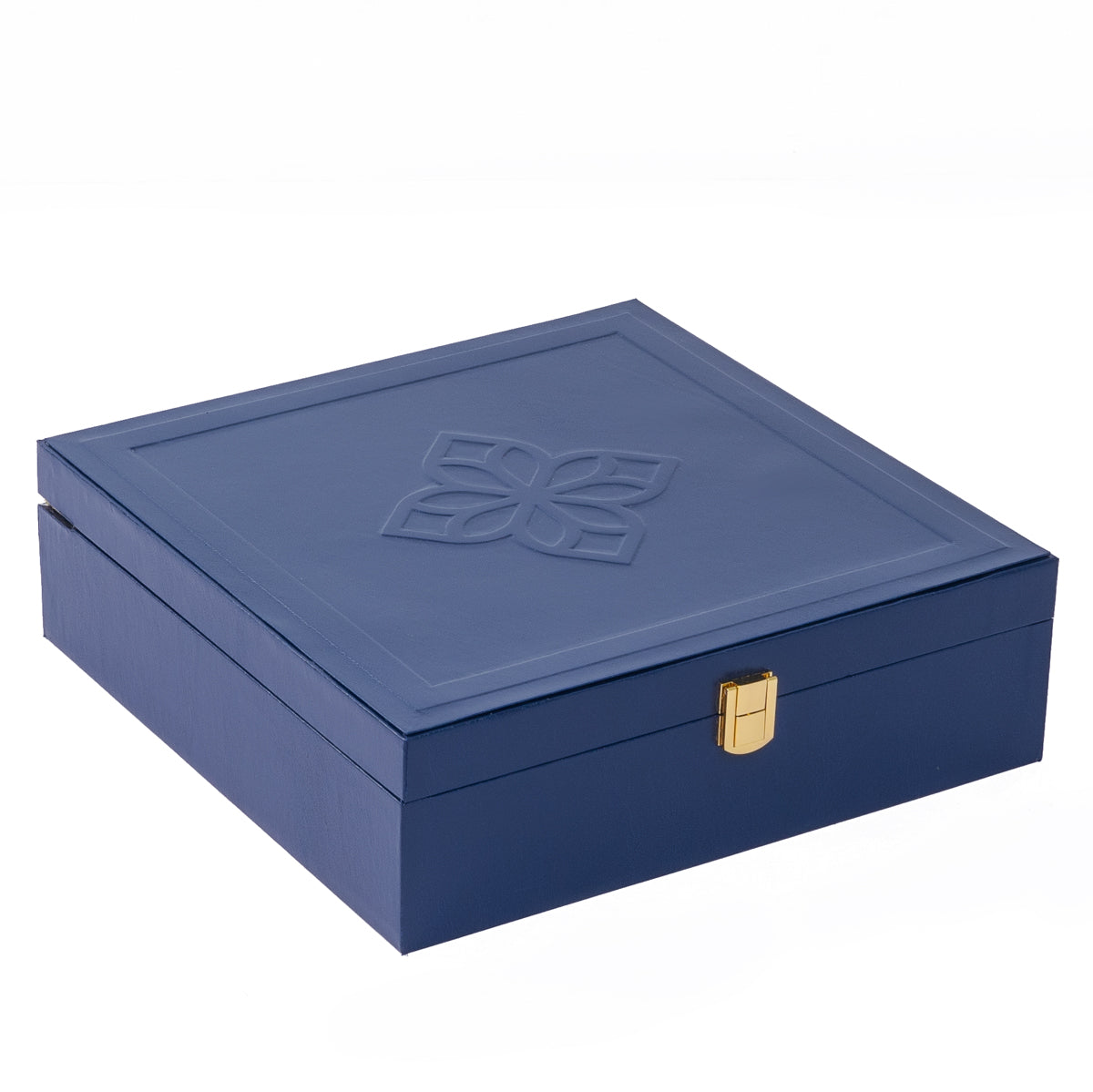 Montage Rakhi Gift Box - Navy - Highline