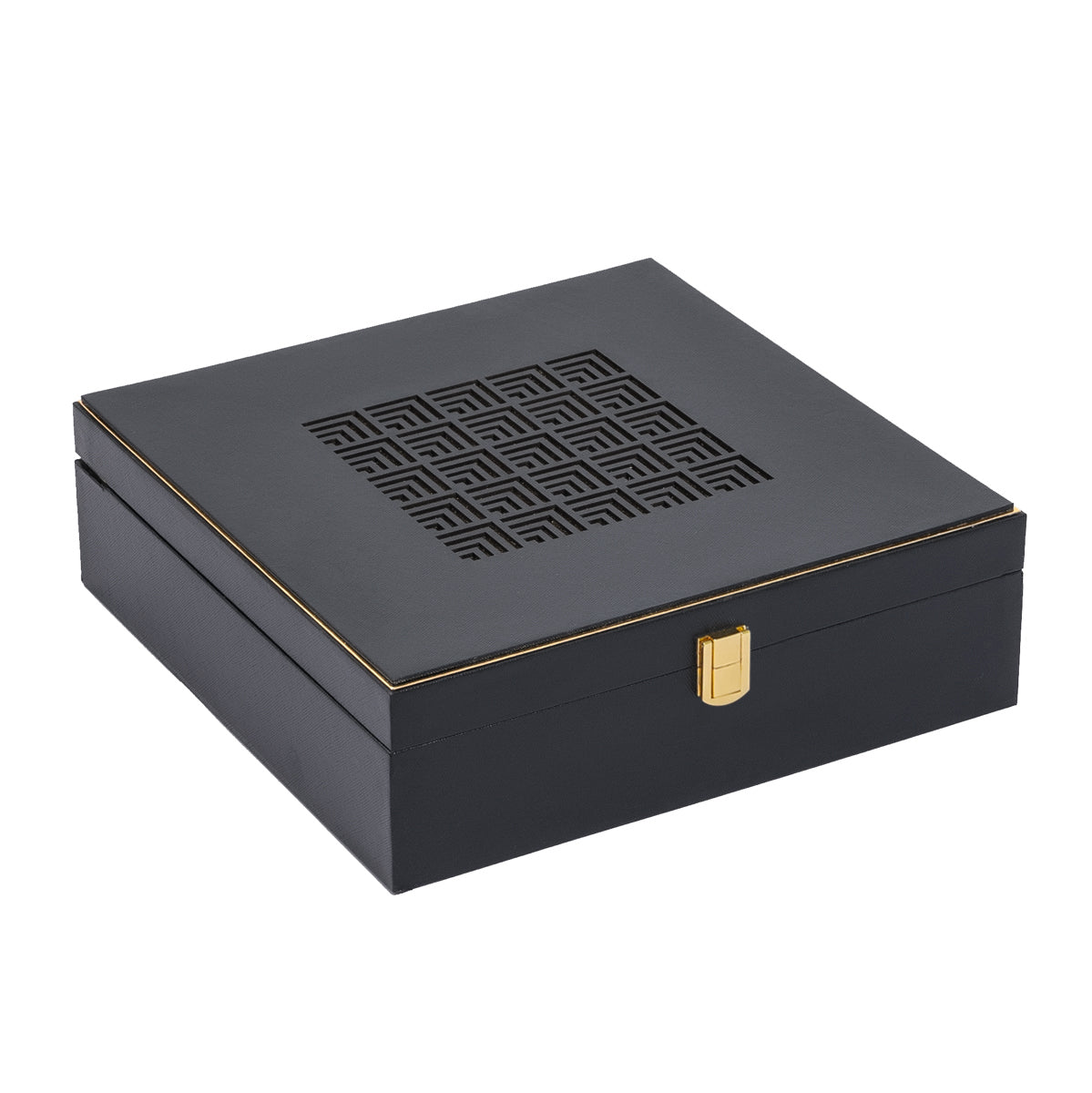 Elegante Rakhi Gift Box - Nero - Highline