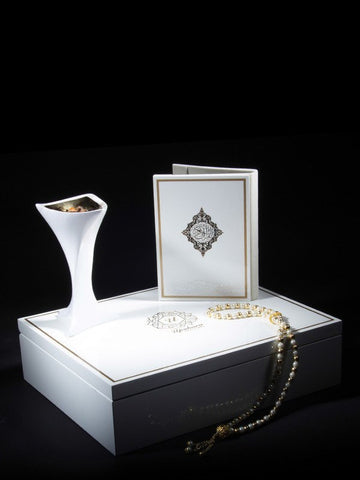 Beaumonté Eid Gift Box - Highline - White - Upahara - 1