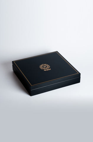 Beaumonté Black Rakhi Gift Box - Supreme - Upahara - 2