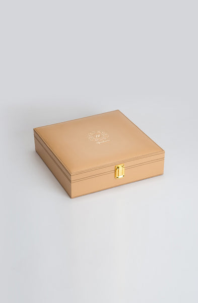 Luxuré Tan Rakhi Gift Box - Supreme - Upahara - 1