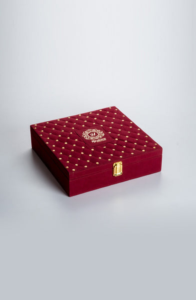 Royalé Cherry Rakhi Gift Box - Supreme - Upahara - 2