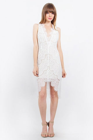 Cloe Bodycon Lace Dress