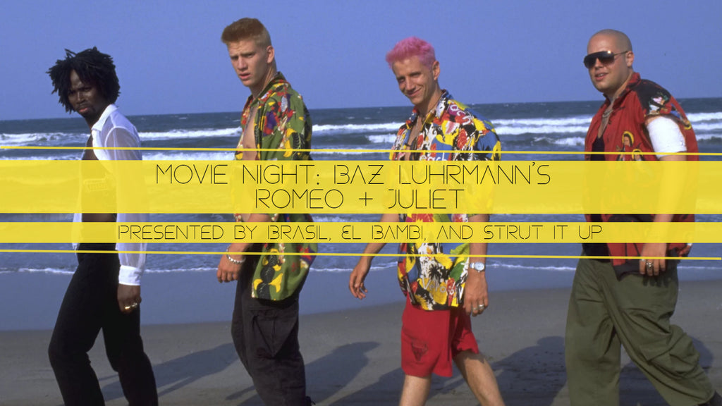 Movie Night: Baz Luhrmann's Romeo + Juliet