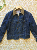 vintage 60s lee storm rider denim jacket