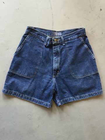 vintage 90's mom jean shorts