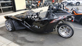 Polaris Slingshot with custom wheels