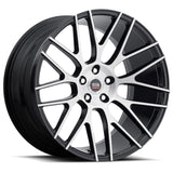 "Spec-1 Luxury SPL-001 Slingshot 22"" Wheel and Tire Package"
