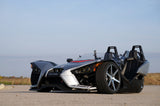 Polaris slingshot on accuair air ride