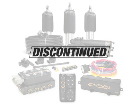 Polaris Slingshot Accuair Digital Air Suspension Kit - Rev Dynamics