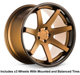 "Ferrada FR1 Slingshot 20"" Wheel Package"