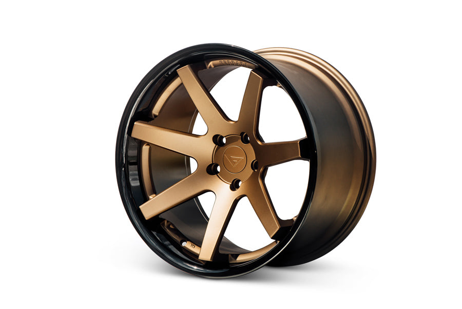 "Ferrada FR1 Slingshot 20"" Front 22"" Rear Wheel and Tire Package - Rev Dynamics"