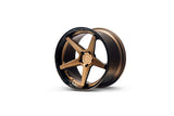 "Ferrada FR3 Slingshot 22"" Wheel and Tire Package"