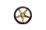 "Ferrada FR3 Slingshot 20"" Front 22"" Rear Wheel and Tire Package - Rev Dynamics"