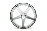 "Ferrada FR3 Slingshot 20"" Front 22"" Rear Wheel and Tire Package"