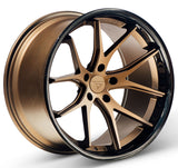 "Ferrada FR2 Slingshot 20"" Wheel and Tire Package - Rev Dynamics"