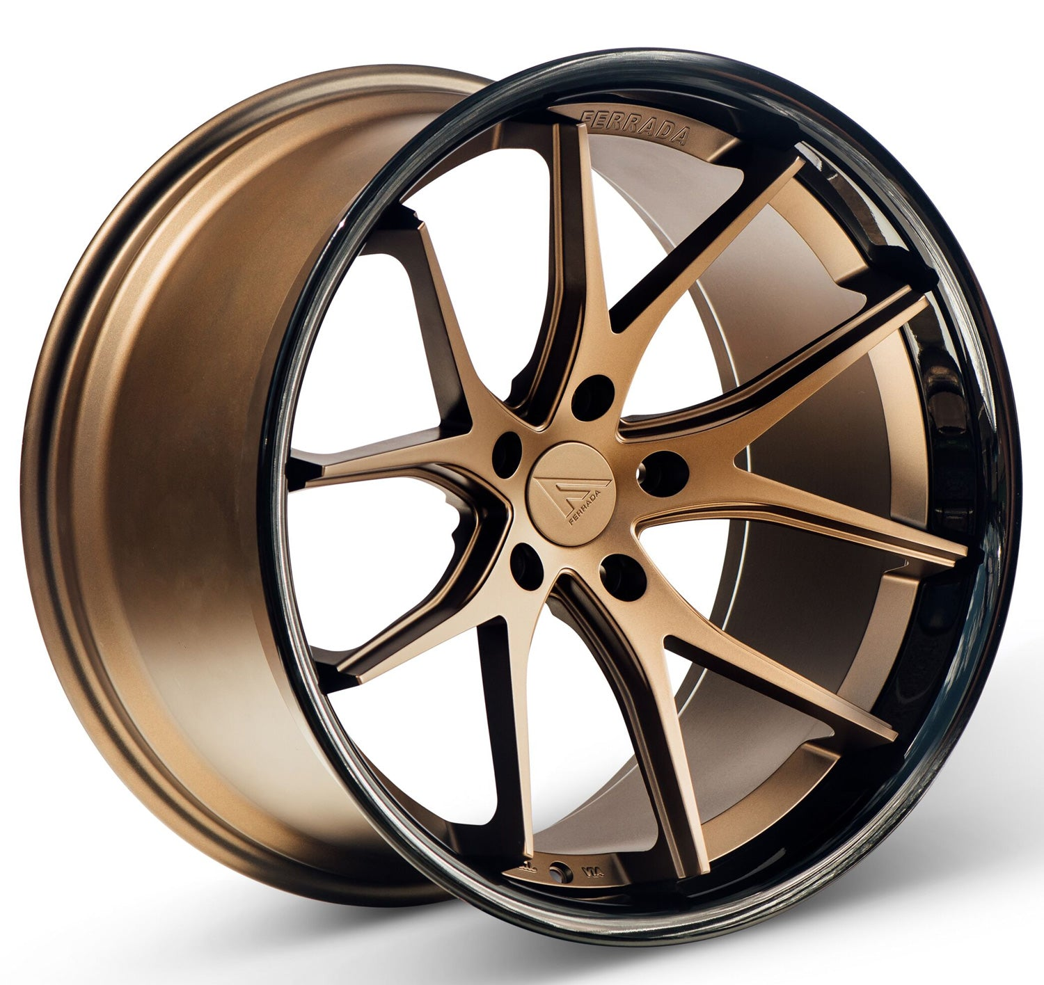 "Ferrada FR2 Slingshot 19"" Front 20"" Rear Wheel and Tire Package - Rev Dynamics"