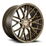 "Niche Gamma 20"" Slingshot Wheel and Tire Package - Rev Dynamics"