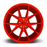 "Niche Misano Slingshot 19"" Front 20"" Rear Wheel and Tire Package"