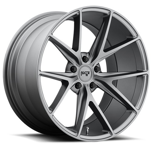 "Niche Misano Slingshot 20"" Front 22"" Rear Wheel and Tire Package - Rev Dynamics"