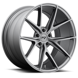 "Niche Misano Slingshot 19"" Front 20"" Rear Wheel and Tire Package - Rev Dynamics"