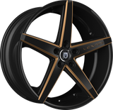 "Lexani R-4 Slingshot 22"" Wheel and Tire Package"