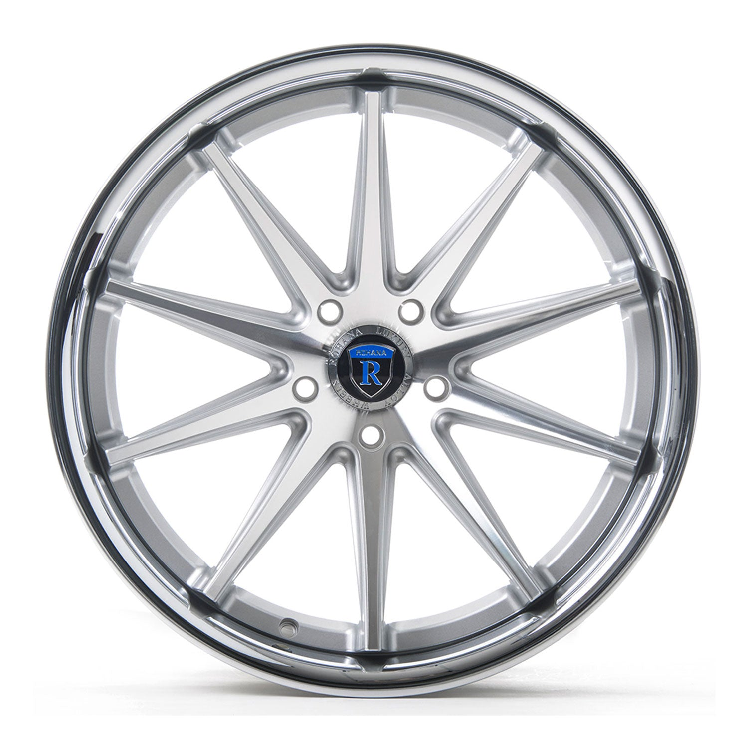 "Rohana RC10 Slingshot 20"" Front 22"" Rear Wheel and Tire Package - Rev Dynamics"