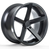 "Rohana RC22 Slingshot 20"" Front 22"" Rear Wheel and Tire Package"