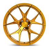 "Rohana RFX5 Slingshot 20"" (305 Rear) Wheel and Tire Package"