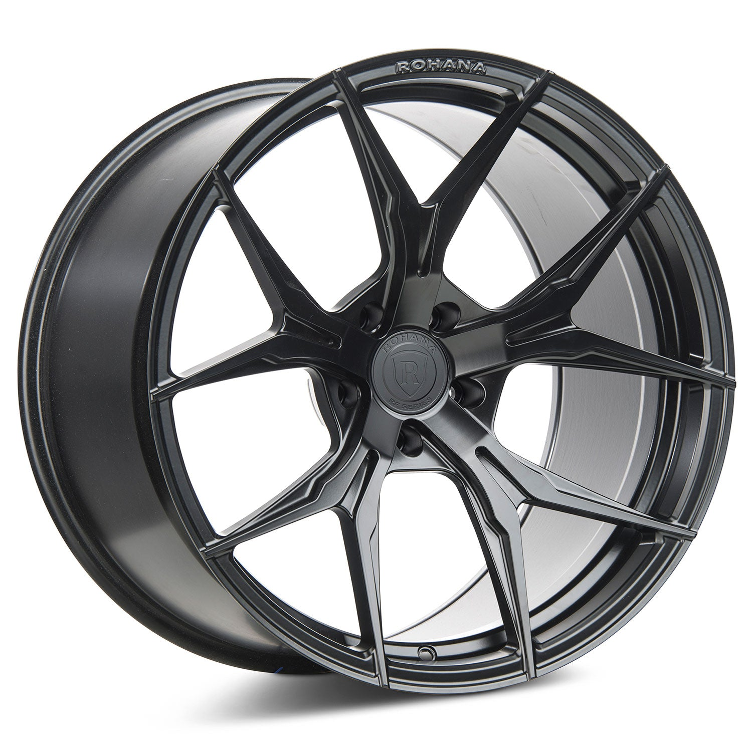 "Rohana RFX5 Slingshot 22"" Wheel and Tire Package - Rev Dynamics"