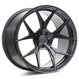 "Rohana RFX5 Slingshot 20"" Super Wide Rear (345 or 335) Wheel and Tire Package - Rev Dynamics"