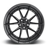 "Niche Sector 19"" Front 20"" Rear Slingshot Wheel and Tire Package"