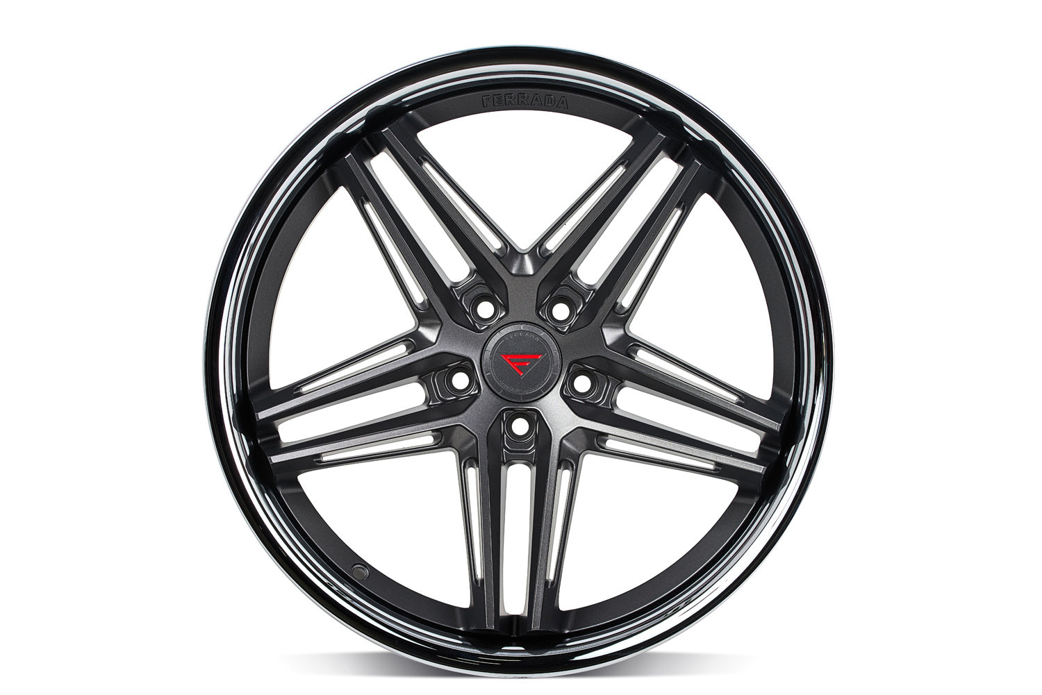 Custom Polaris Slingshot Ferrada Rims