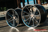 Custom Polaris Slingshot Ferrada CM1 Wheels