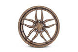 "Ferrada F8-FR5 Forged Slingshot 20"" Wheel and Tire Package - Rev Dynamics"
