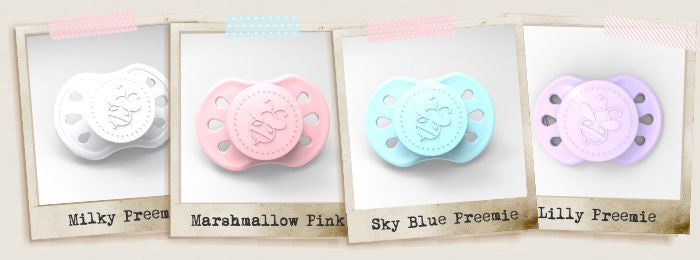 Honeybug Preemie Pacifier - truborns