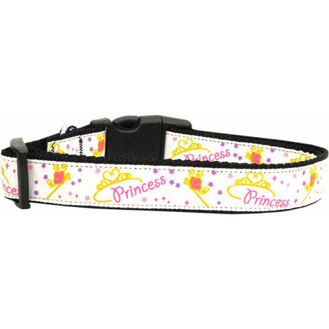 Princess Ribbon Nylon Collar
