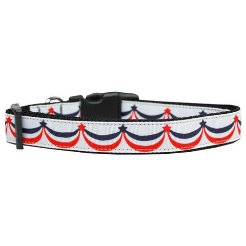 American Swag Adjustable Ribbon Nylon Collar