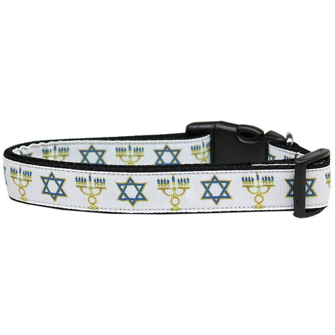 Jewish Traditions Adjustable Ribbon Nylon Collar