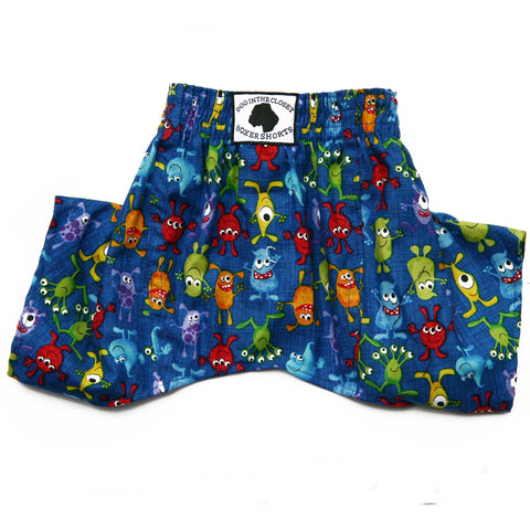 Little Monsters Boxer Shorts