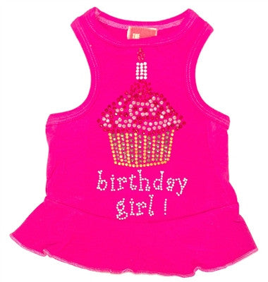 Bubblegum Birthday Cupcake Dress