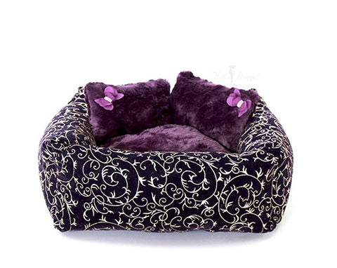 Crown Royal Dog Bed