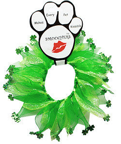 Shamrock Smoocher Collar
