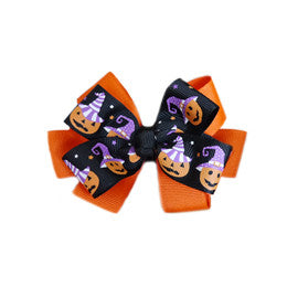 Pumpkin Bow Collar Slider